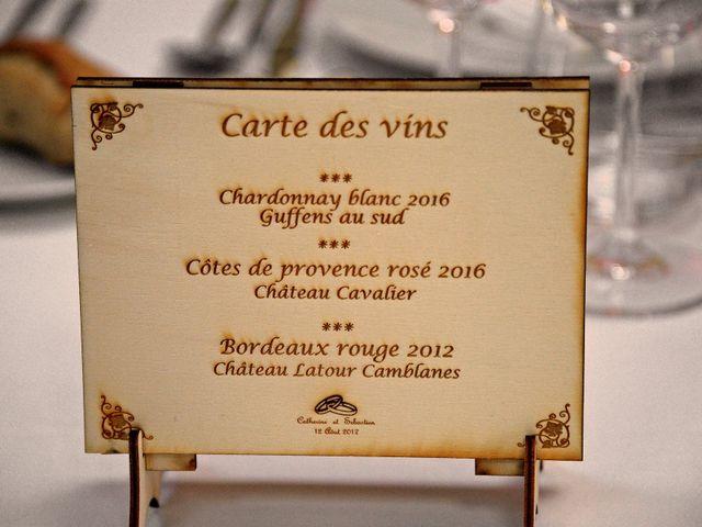 Le mariage de Sébastien et Catherine à Mérignac, Gironde 52