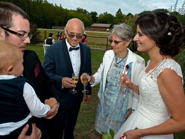 Le mariage de Sébastien et Catherine à Mérignac, Gironde 73