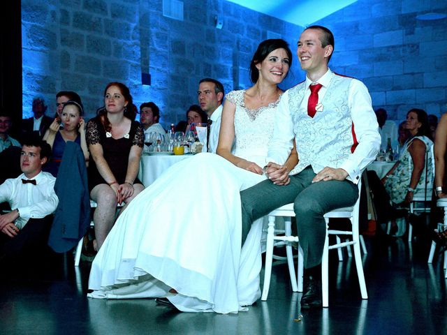 Le mariage de Sébastien et Catherine à Mérignac, Gironde 92