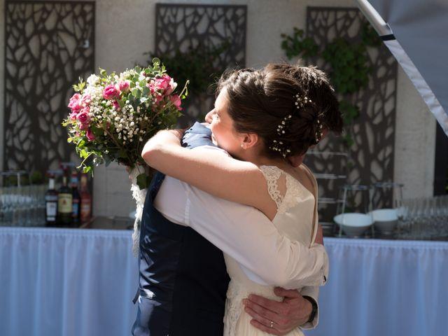 Le mariage de John et Marion à Lamoura, Jura 3