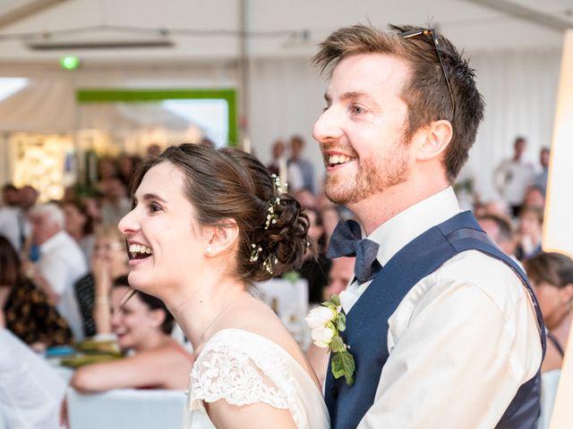 Le mariage de John et Marion à Lamoura, Jura 4