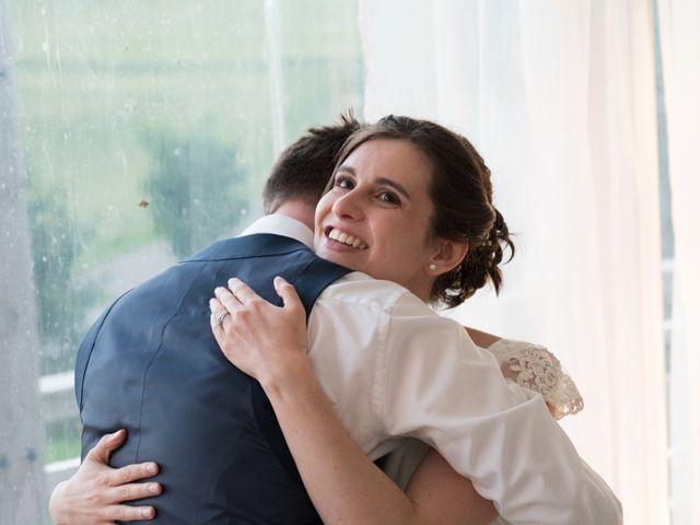 Le mariage de John et Marion à Lamoura, Jura 8