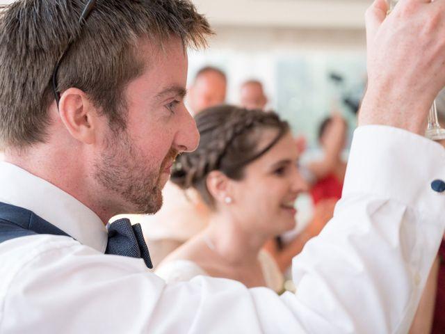 Le mariage de John et Marion à Lamoura, Jura 9