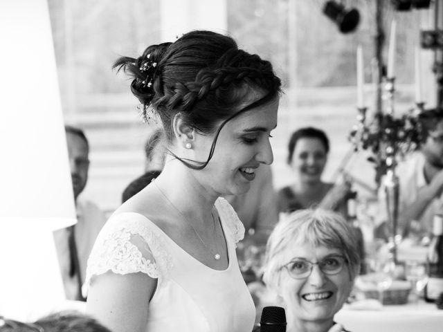Le mariage de John et Marion à Lamoura, Jura 11