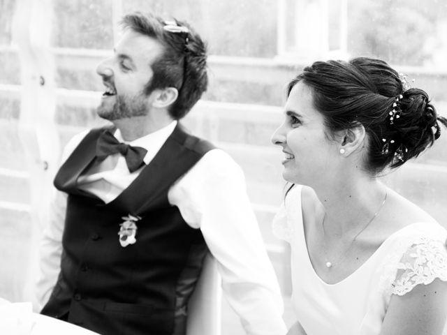Le mariage de John et Marion à Lamoura, Jura 12