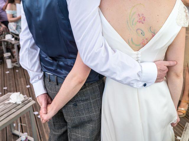 Le mariage de John et Marion à Lamoura, Jura 20