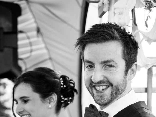 Le mariage de John et Marion à Lamoura, Jura 21