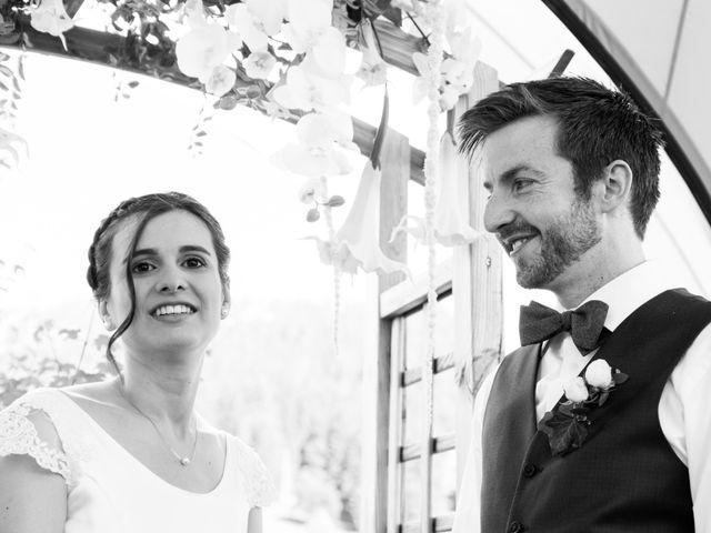 Le mariage de John et Marion à Lamoura, Jura 23