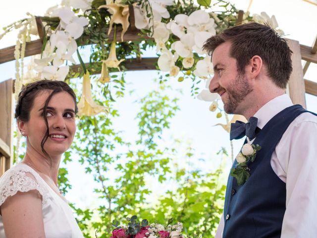 Le mariage de John et Marion à Lamoura, Jura 25