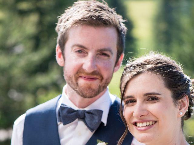 Le mariage de John et Marion à Lamoura, Jura 27
