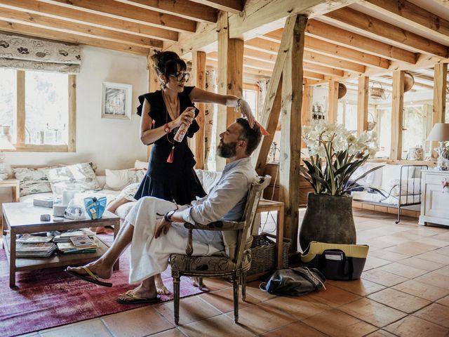 Le mariage de Gaetan et Marion à Saint-Julien-en-Born, Landes 10