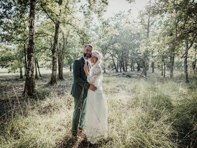 Le mariage de Gaetan et Marion à Saint-Julien-en-Born, Landes 17