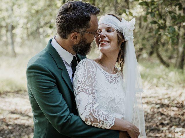 Le mariage de Gaetan et Marion à Saint-Julien-en-Born, Landes 18