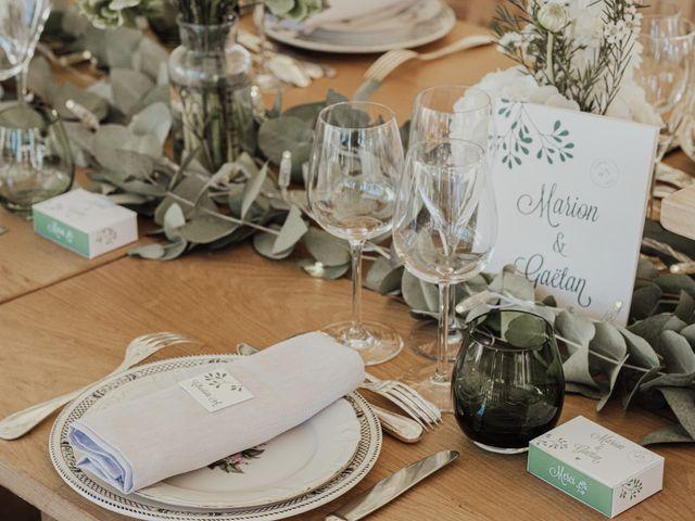 Le mariage de Gaetan et Marion à Saint-Julien-en-Born, Landes 24