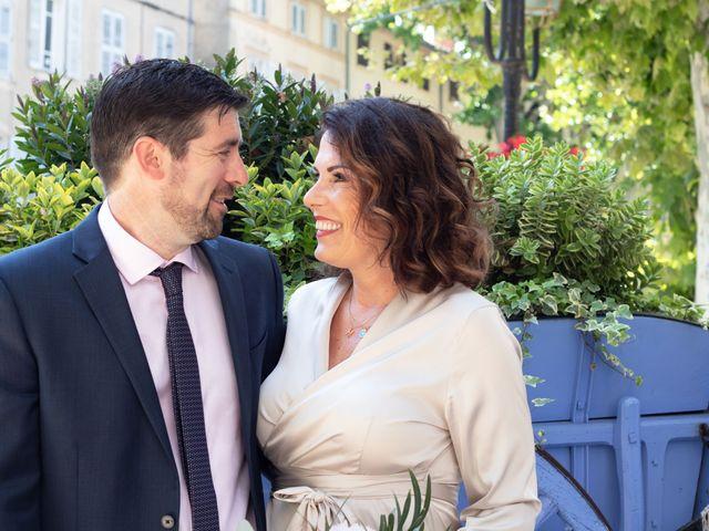 Le mariage de Tom et Jacqueline à Lorgues, Var 2