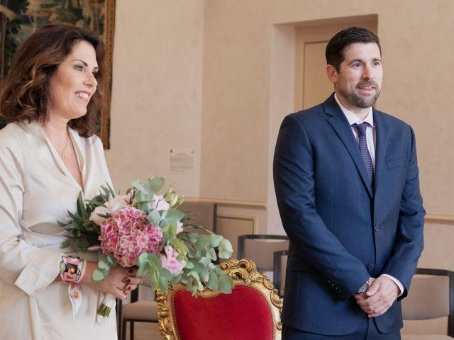Le mariage de Tom et Jacqueline à Lorgues, Var 6