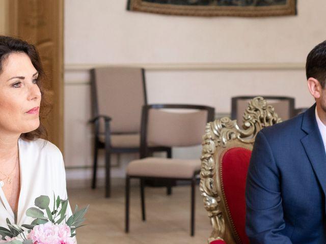 Le mariage de Tom et Jacqueline à Lorgues, Var 7