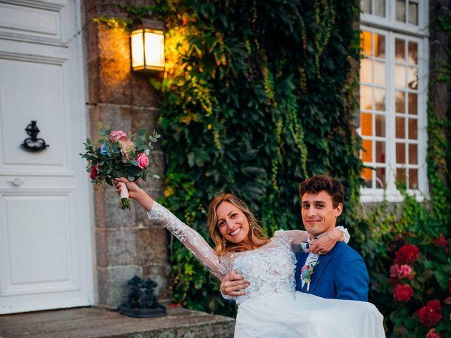Le mariage de Wolfgang et Marina à Saint-Malo, Ille et Vilaine 21