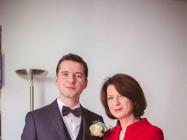 Le mariage de Romain et Adeline à Bourg-la-Reine, Hauts-de-Seine 17