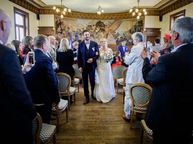 Le mariage de Gérald et Julie à Lille, Nord 16
