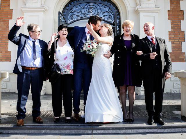 Le mariage de Gérald et Julie à Lille, Nord 17