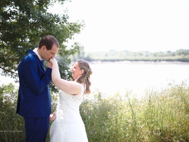 Le mariage de Flavien et Pauline à Couëron, Loire Atlantique 2