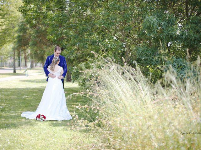 Le mariage de Pauline et Flavien