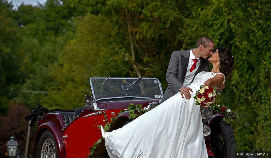 Le mariage de Sébastien et Catherine à Mérignac, Gironde