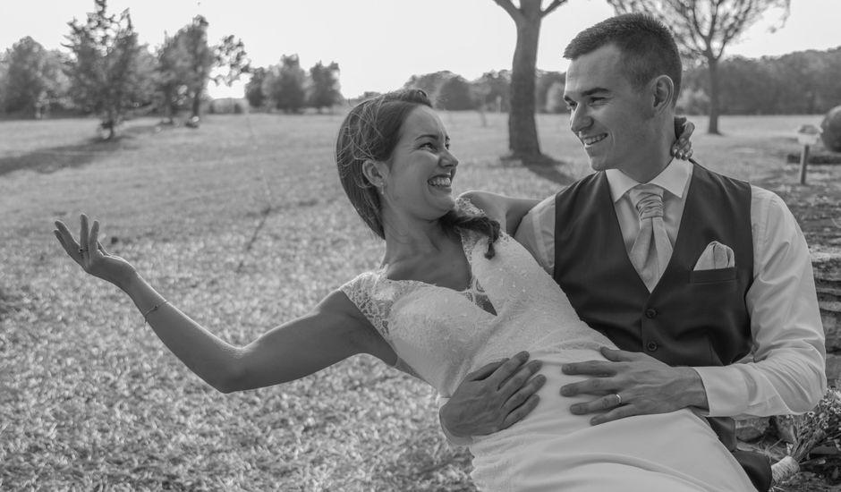 Le mariage de Anthony et Tiffanie à Prayssac, Lot