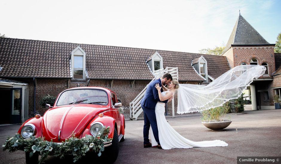 Le mariage de Gérald et Julie à Lille, Nord