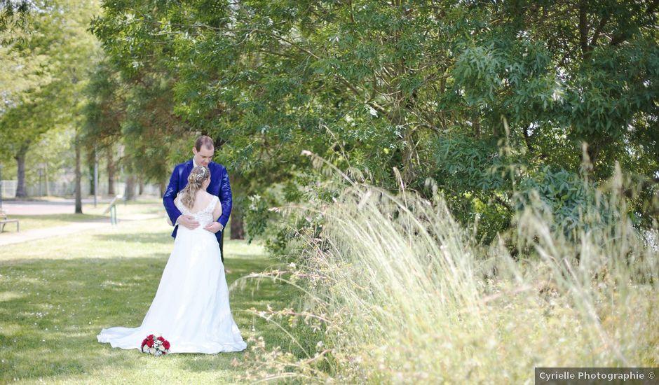 Le mariage de Flavien et Pauline à Couëron, Loire Atlantique