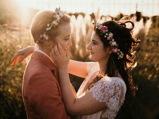 Le mariage de Ingrid et Julie