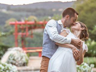 Le mariage de Laurène et David