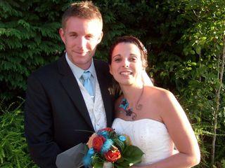 Le mariage de Emilie et Axel