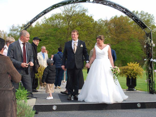 Le mariage de Bertrand et Béatrice à Verneuil-en-Halatte, Oise 3