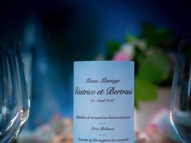Le mariage de Bertrand et Béatrice à Verneuil-en-Halatte, Oise 16
