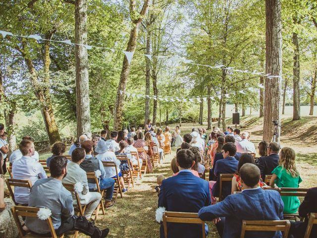 Le mariage de Quentin et Emeline à Béduer, Lot 13
