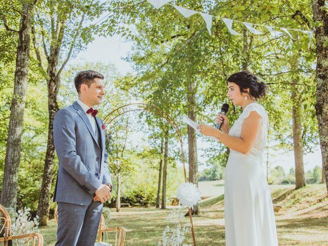 Le mariage de Quentin et Emeline à Béduer, Lot 17