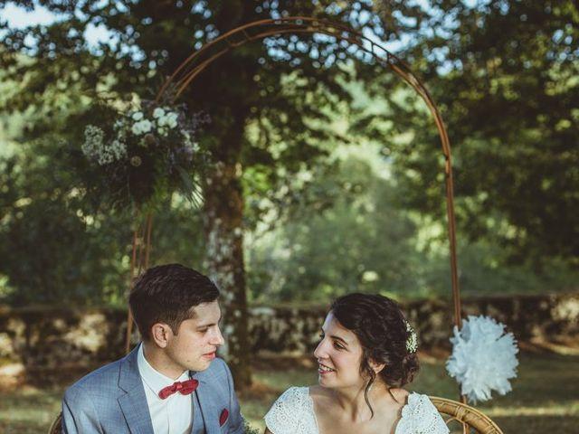 Le mariage de Quentin et Emeline à Béduer, Lot 28