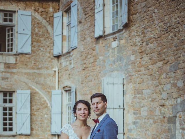 Le mariage de Quentin et Emeline à Béduer, Lot 35