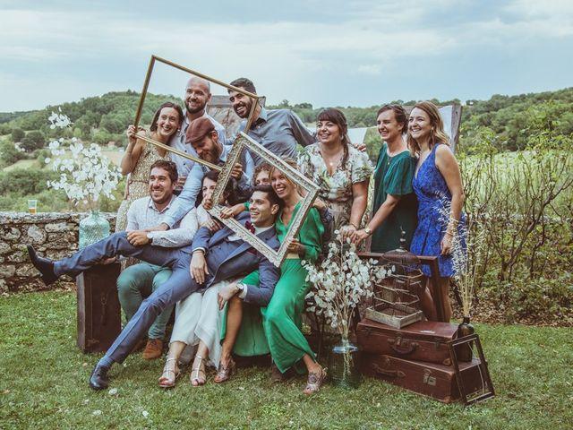 Le mariage de Quentin et Emeline à Béduer, Lot 42