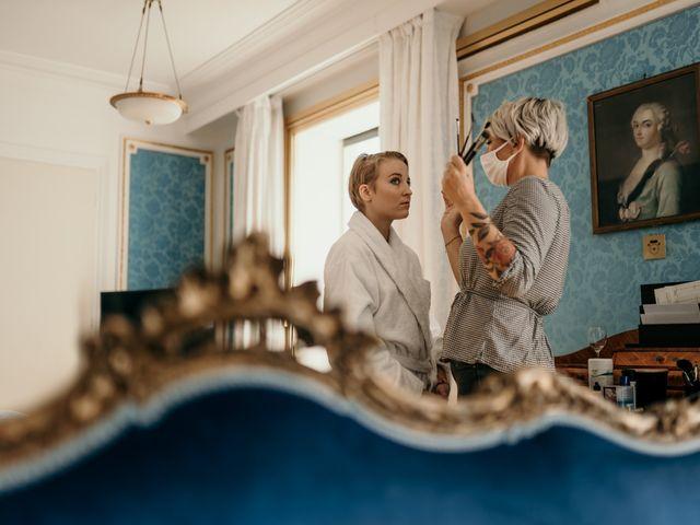 Le mariage de Julie et Ingrid à Villecroze, Var 7