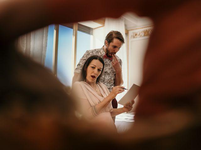 Le mariage de Julie et Ingrid à Villecroze, Var 17