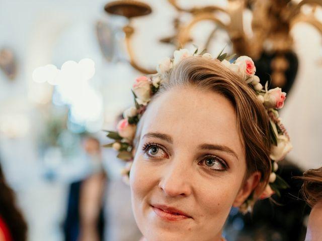 Le mariage de Julie et Ingrid à Villecroze, Var 42