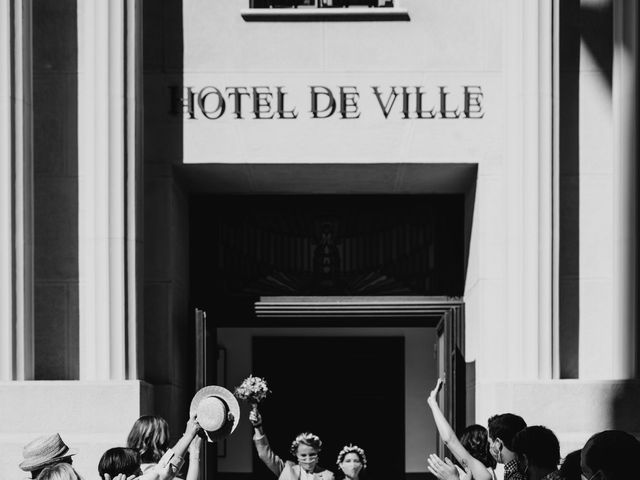 Le mariage de Julie et Ingrid à Villecroze, Var 62