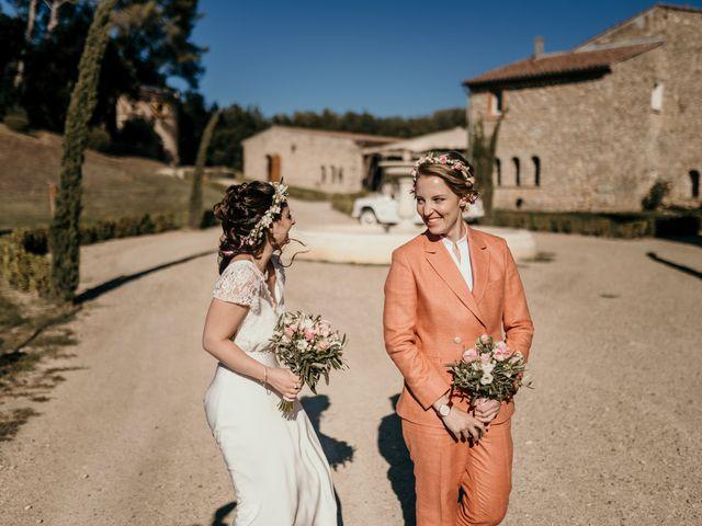 Le mariage de Julie et Ingrid à Villecroze, Var 65