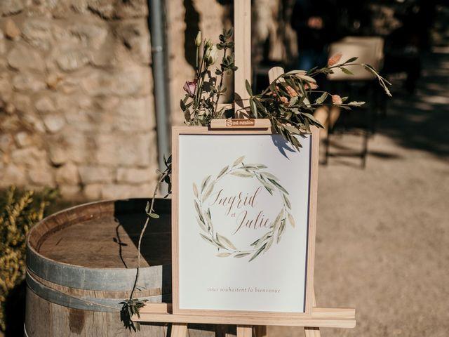 Le mariage de Julie et Ingrid à Villecroze, Var 67