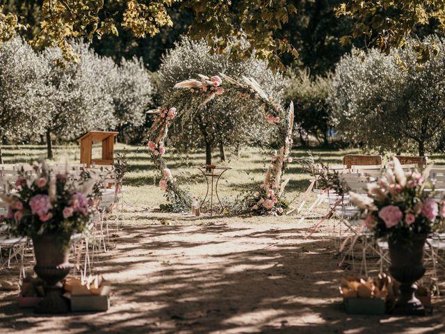 Le mariage de Julie et Ingrid à Villecroze, Var 68