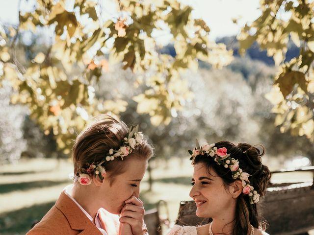 Le mariage de Julie et Ingrid à Villecroze, Var 73
