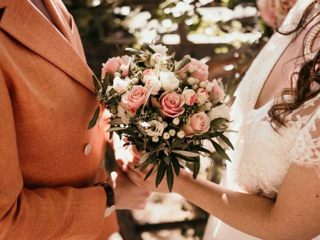 Le mariage de Julie et Ingrid à Villecroze, Var 76